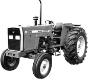 MF tractor 385/2wd